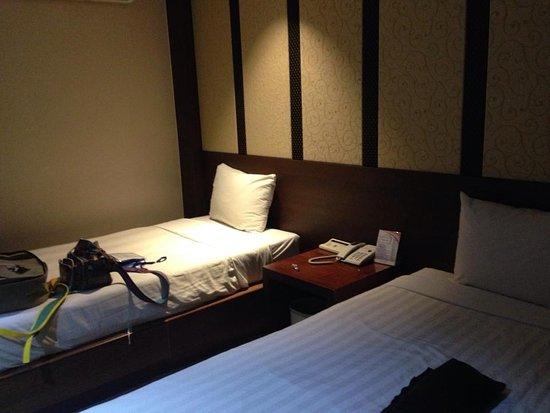 Hotel Zeumes: ห้องพัก