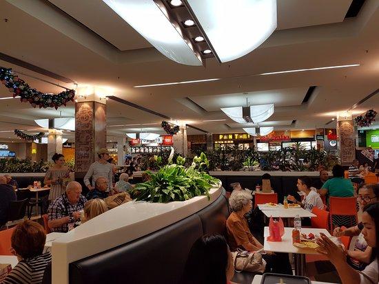 Clackamas Town Center Food Court Restaurants