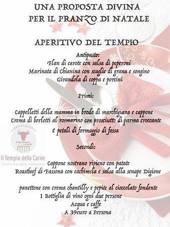 Касальмаджиоре, Италия: Natale al Tempio! Imperdibile....