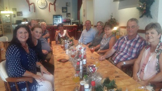 Howick, África do Sul: Remax Midlands estate agents, christmas lunch