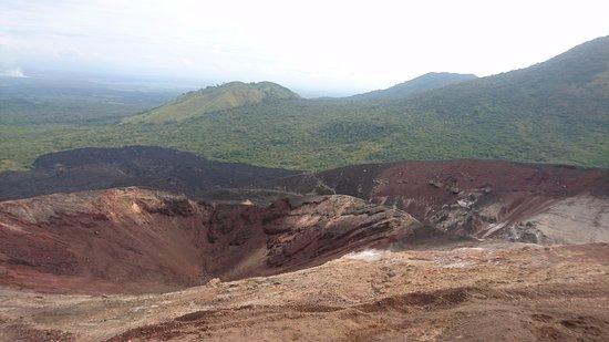 Leon, Nicaragua: Cerro negro