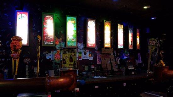 South Burlington, VT: bar area
