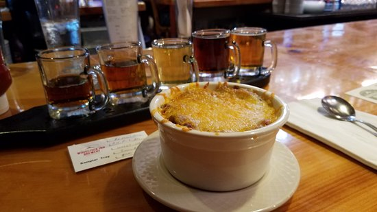 Woodstock, NH: cup of chilli