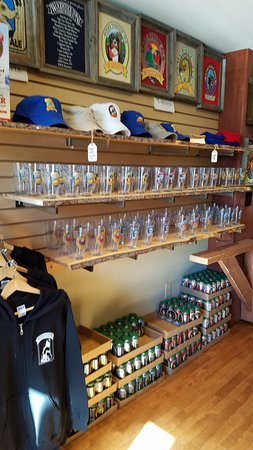 Woodstock, NH: souvenir shop