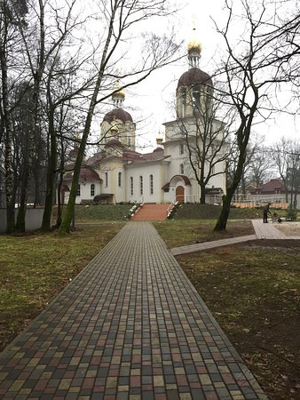 Church of the Holy Martyrs Cosmas and Damian