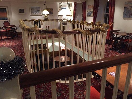 Boscastle, UK: The Wellington Hotel