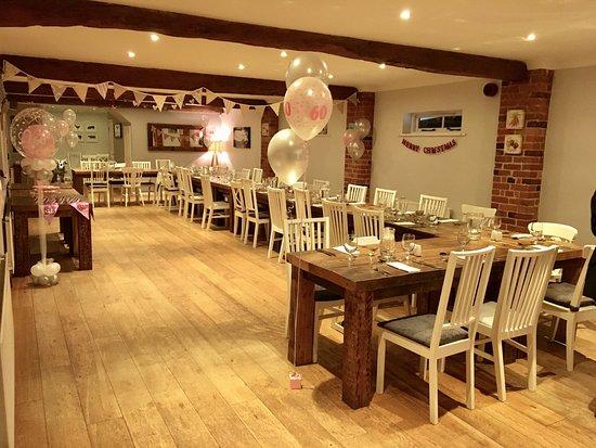 The Farmhouse Cafe Restaurant & Bar: 60th Birthday