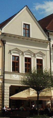 Zilina, Slovakia: La casa