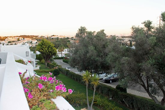 Clube Albufeira Resort : View from the balcony