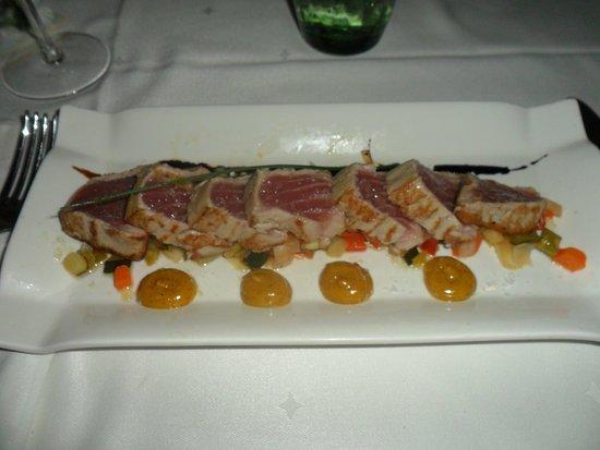 Sant Joan Despi, Spania: Tataki de atún
