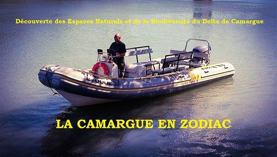 Sylvereal, Francia: La Camargue en Zodiac - On the Rhône Again !!!