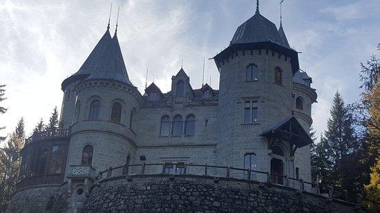 Gressoney Saint Jean, Italia: Scorcio del Castel di Savoia