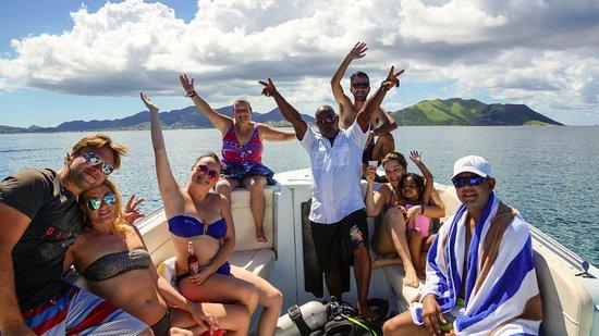 Zatoka Simpson, Sint Maarten: Fun in the sun!