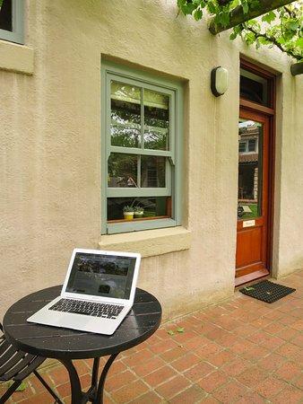 Swellendam, Sudáfrica: Free wifi throughout the property