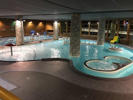 Centre Aquasportif: Relax dopo una giornata sugli sci