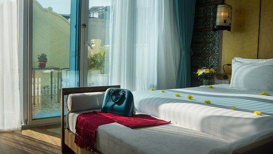 Hanoi Meracus Hotel 1: Junior Suite