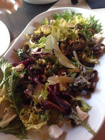 Carinena, Spain: Ensalada variada