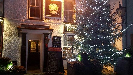 Cartmel, UK: Merry Christmas everyone!!