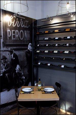 Неа-Смирни, Греция: Wine corner