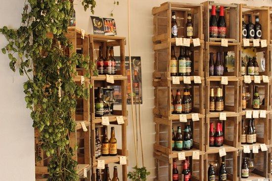 Kaufbeuren, ألمانيا: Impressionen aus dem Biersalon