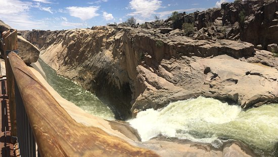 Augrabies Falls National Park, Zuid-Afrika: photo0.jpg