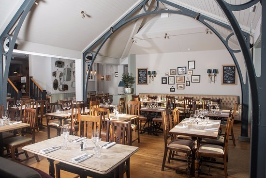 Egham, UK: The Brasserie