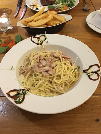 Sorrento Italian Restaurant: Beautiful food!.