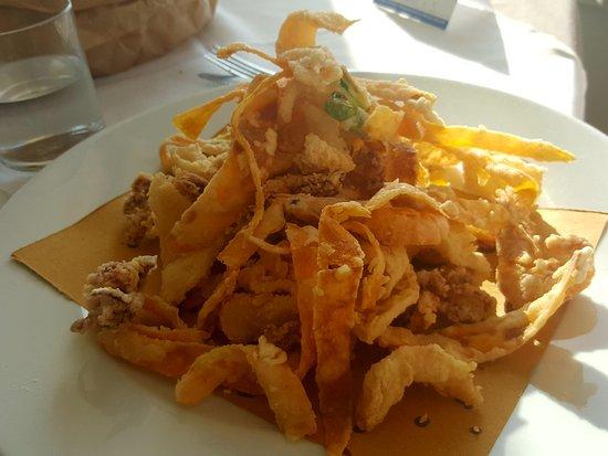 Rosignano Solvay, Italien: Ecco la frittura ce non teme paragoni