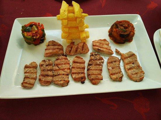 Orihuela, Spain: Una pequeña muestra de nuestros platos.