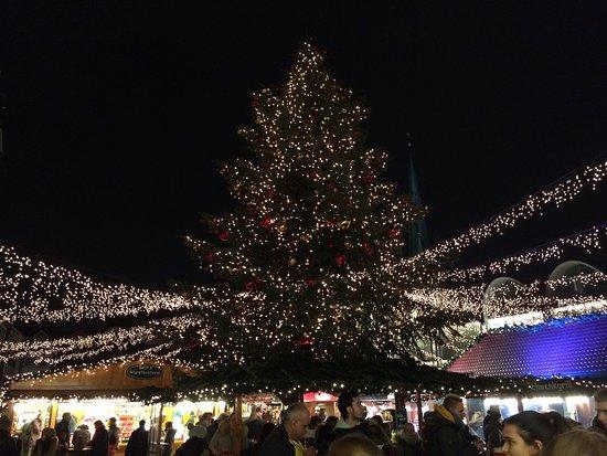 Lubecker Weihnachtsmarkt