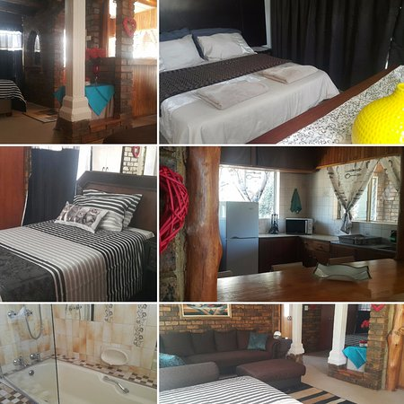 Klerksdorp, South Africa: Jasper One bedroom apartment (Sleep 4)