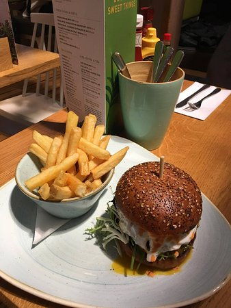 Greater London, UK: I love this burger!