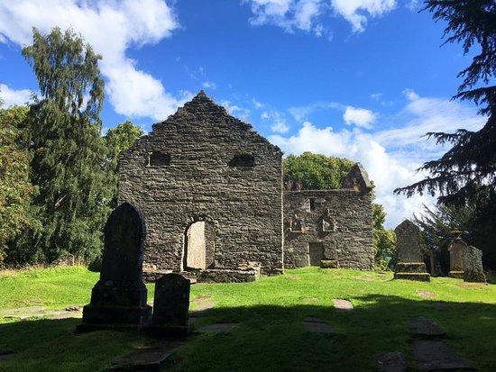 Блэр-Атолл, UK: St Bride's Kirk