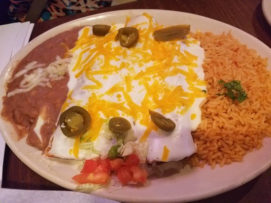 Chico Texas Mexican Food