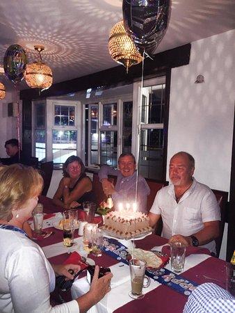 Princes Risborough, UK: guests celebrating birthday's !