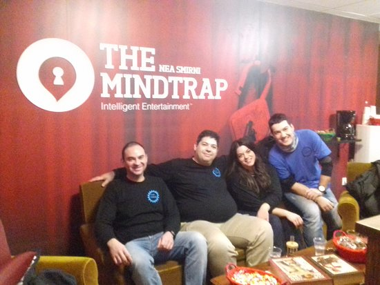 Nea Smirni, Greece: Mindtrap Testing day