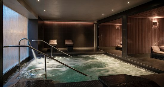Auchterarder, UK: The Vitality pool at The Spa at Gleneagles