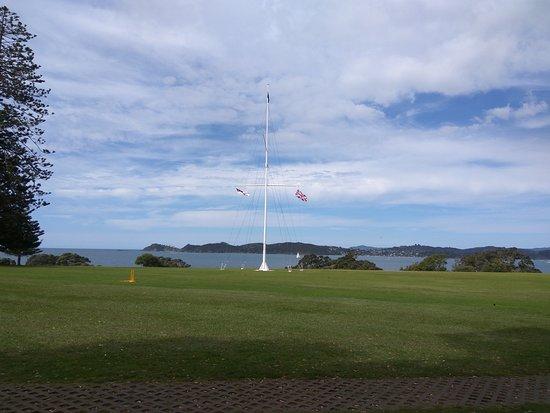 เปเฮีย, นิวซีแลนด์: Waitangi Treaty Grounds
