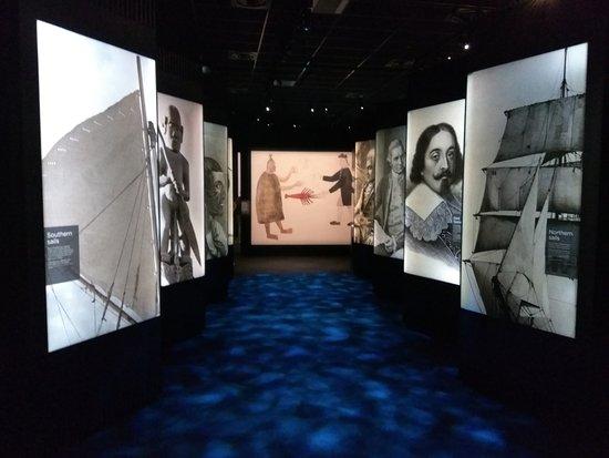 Paihia, Nueva Zelanda: Waitangi Treaty Grounds museum