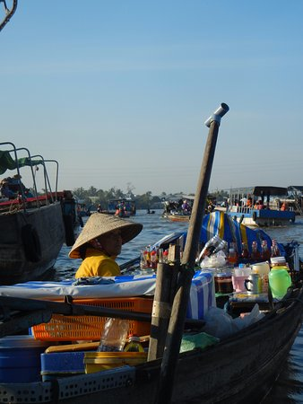 Can Tho, Vietnam: Cai Rang Floating Market tour with EcoTour