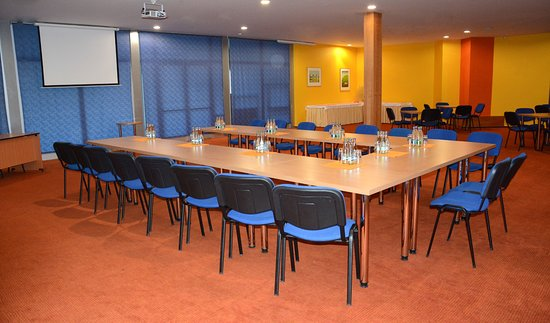 Prostejov, Republik Ceko: Conference room