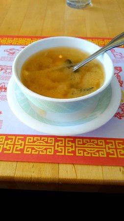 Falls Church, VA: Starter soup