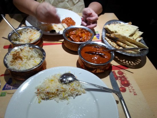 shri bheemas indian restaurant bridge of don 5 star indian restaurant 5 star service