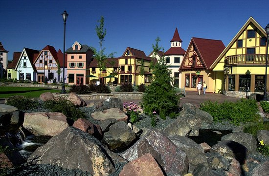 River Place Shops Picture of Frankenmuth Michigan TripAdvisor
