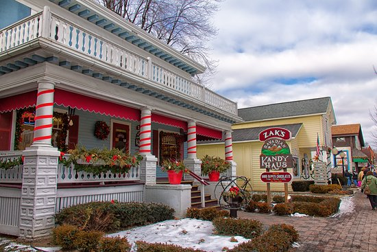 Zak s Bavarian Kandy Haus Picture of Frankenmuth Michigan