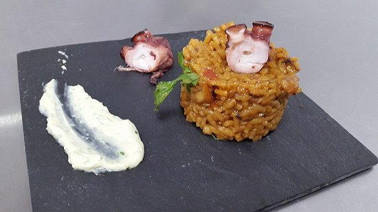 Balsicas, Spania: Tapa de arroz