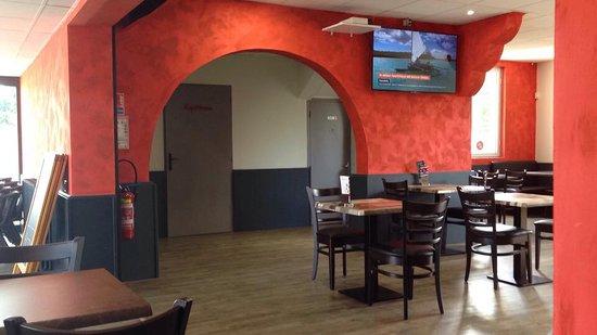 Le Passage, France: salle de restaurant