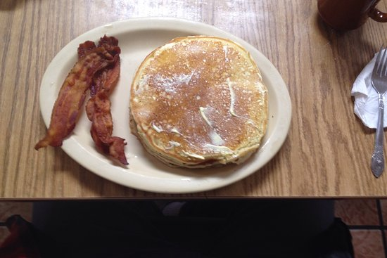 Star, Carolina del Norte: Pancakes & Bacon