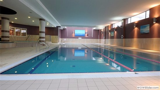 20 metre pool in tranquillity leisure centre picture of - Hotels with swimming pools in galway ...