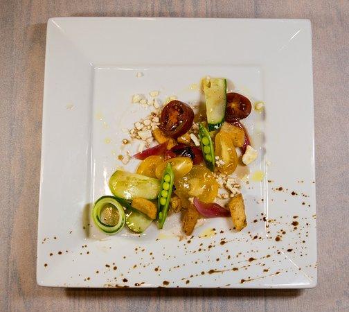 Rosendale, Estado de Nueva York: Panzanella Salad